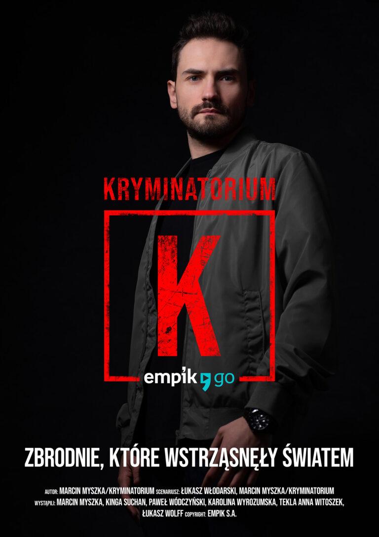 Empik_Go_Kryminatorium_Plakat